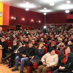 Встреча с президентом при полном зале прошла и в Анений Ной (ФОТО, ВИДЕО)