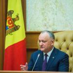 Президент намерен пригласить к диалогу ведущие политические силы, ратующие за развитие независимой Молдовы