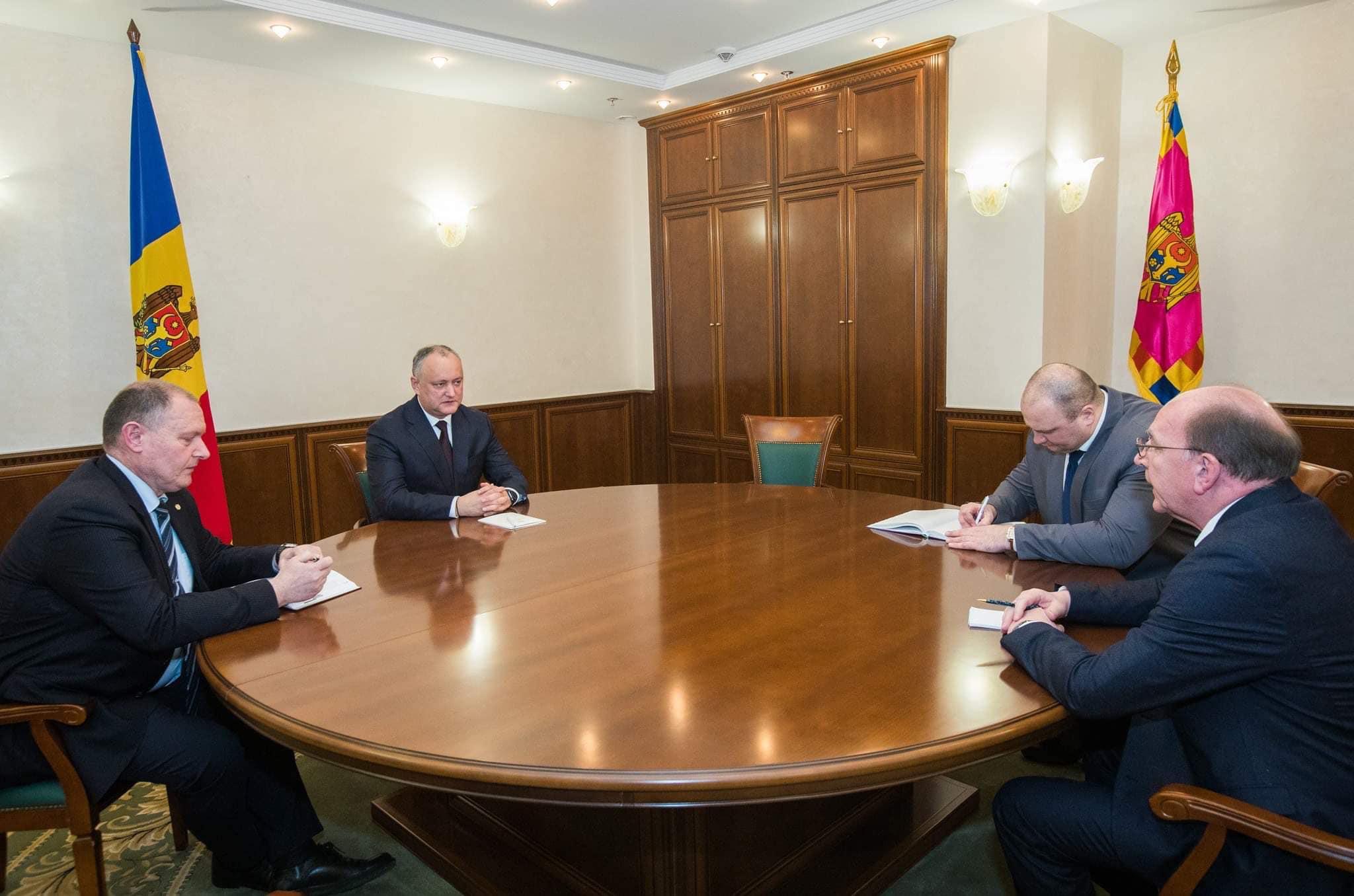 Додон: Без помощи наших друзей в России освобождение молдаван из плена было бы невозможно (ФОТО, ВИДЕО)