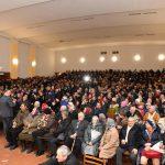 Зал не смог вместить всех желающих: Игорь Додон провел встречу с гражданами в Штефан-Водэ (ФОТО, ВИДЕО)