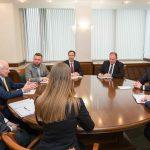 Президент приветствует присутствие большого числа международных наблюдателей на выборах 24 февраля (ВИДЕО, ФОТО)