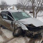 В Калараше два автомобиля столкнулись и вылетели с трассы: есть пострадавшие (ФОТО, ВИДЕО)