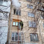 Два человека пострадали в результате пожара и взрыва газа в двух жилищах (ФОТО)