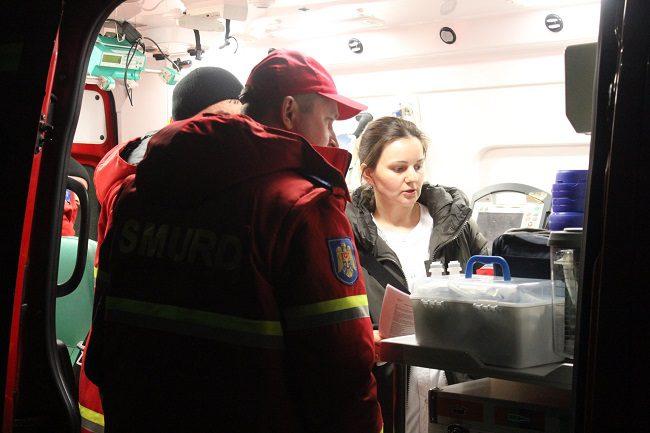 SMURD и Aviasan перевезли из Киева в Кишинёв двух недоношенных детей (ФОТО, ВИДЕО)