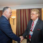 Додон: Имплементация реформ в Молдове должна быть подлинной, а не для бодрых отчетов перед Брюсселем (ФОТО, ВИДЕО)