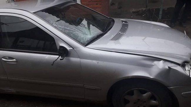 Полиция поймала водителя, сбившего супружескую пару в Чимишлии и покинувшего место ДТП