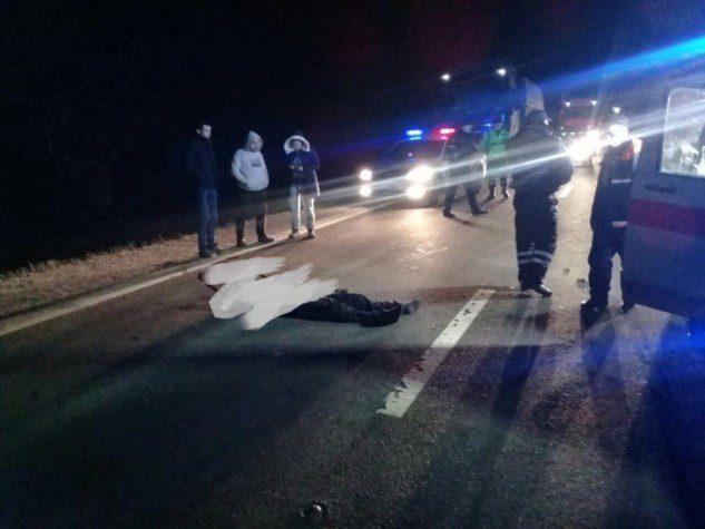 Во Флорештском районе под колёсами авто погиб пешеход (ФОТО)