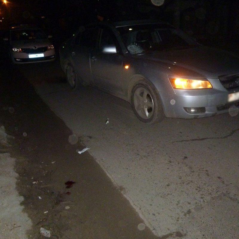В Тирасполе автомобиль сбил перебегавшего дорогу пьяного пенсионера