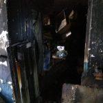 Забытая свеча стала причиной пожара в квартире жительницы Дубоссар (ФОТО)