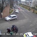 Погоня в Оргееве: пьяный водитель без прав пытался скрыться от сотрудников НИП (ВИДЕО)