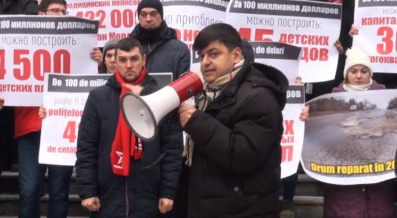 Вартанян – избирателям: 24 февраля – наш общий протест. Отправим в историю тех, кто 10 лет насиловал Молдову (ВИДЕО)