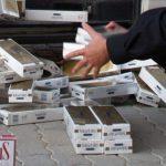 На румынской границе обнаружили тайник с молдавскими сигаретами
