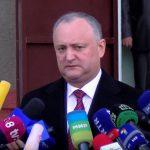Президент призвал граждан не бояться и голосовать по совести: У нас есть шанс начать новый этап развития Молдовы с завтрашнего дня (ВИДЕО)