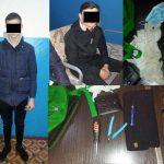 В столице задержали юных грабителей за попытку обчистить библиотеку (ВИДЕО)