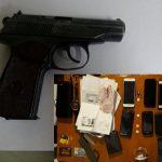 Полиция задержала группу преступников, грабивших прохожих на улицах столицы