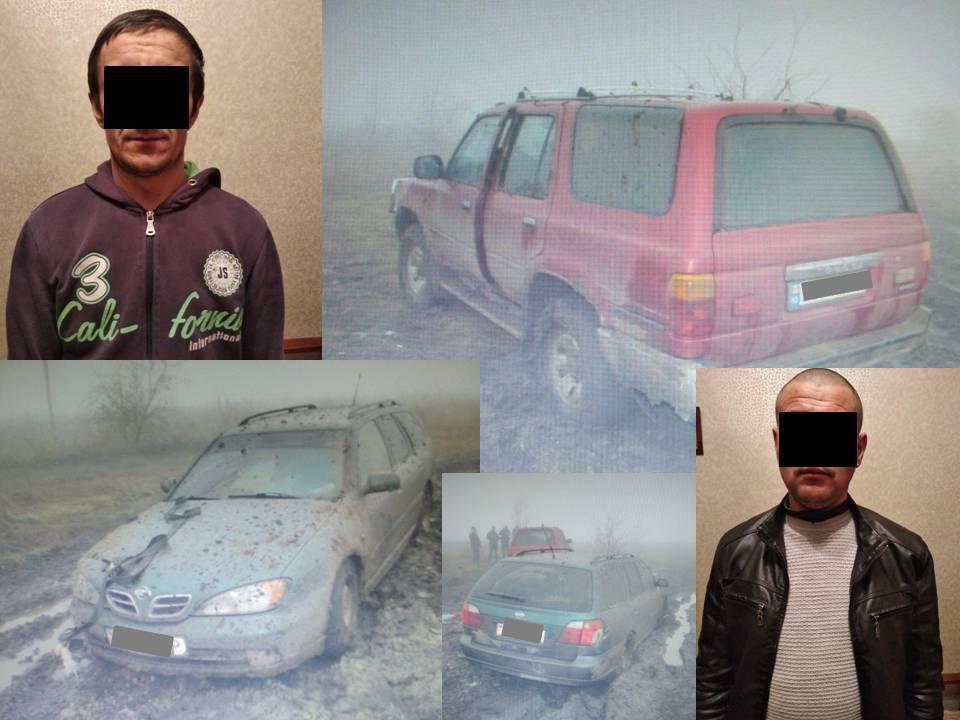 Полиция задержала подельников, угнавших авто у жителя Дурлешт