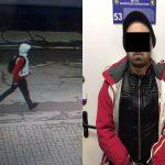 Полиция поймала рецидивиста, ограбившего на Буюканах пенсионерку (ВИДЕО)