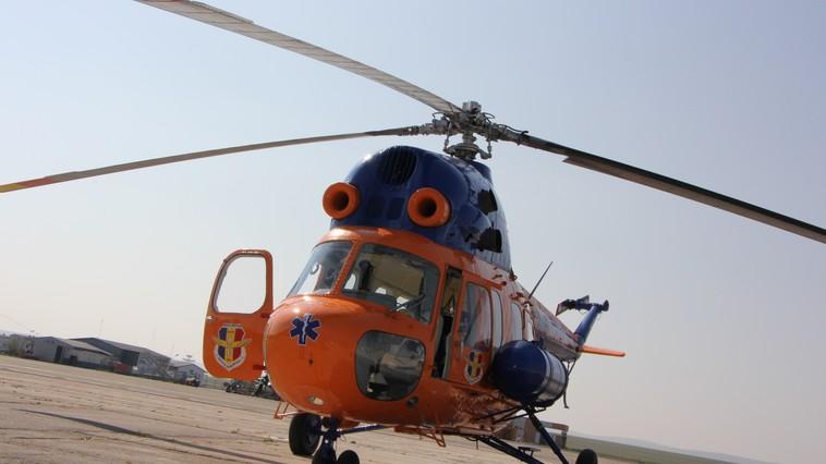 Санитарная авиация доставила облитых кислотой девушек из Дрокии в столичный ожоговый центр