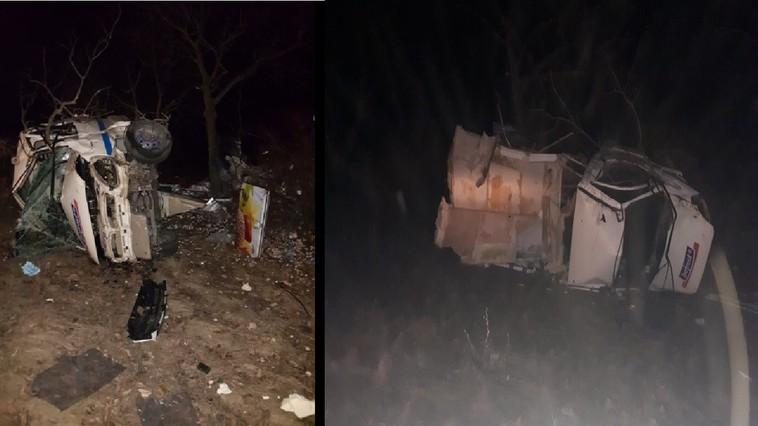 Жуткое ДТП в Каушанах: вместо авто — груда металлолома (ФОТО)