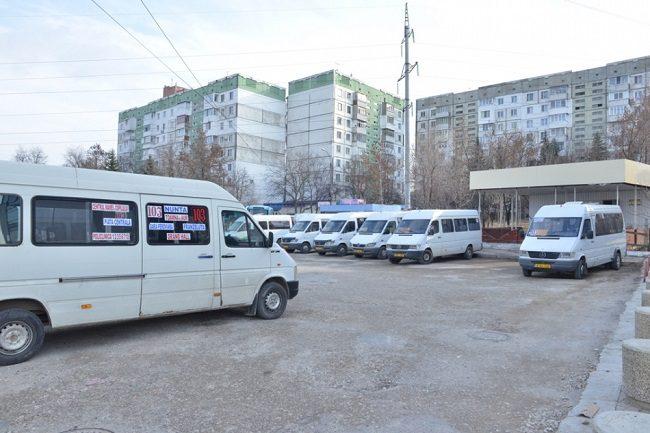 Маршрут микроавтобуса №103 продлён до населённого пункта Думбрава