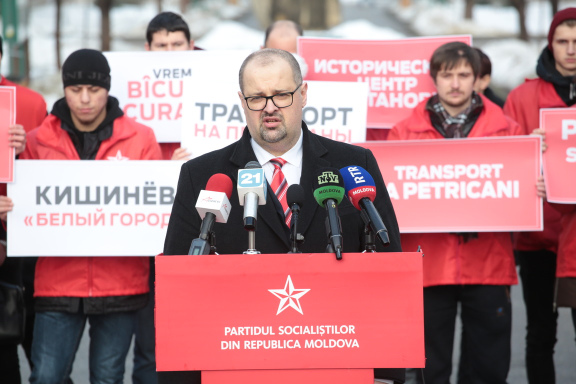 Социалист Лебединский предложил решения для искоренения разрушения исторического центра Кишинева (ВИДЕО)