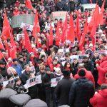 """""""ЦИК – не цирк!"""" Тысячи сторонников ПСРМ встали на защиту всенародной партии"""