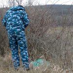 Найдено тело пропавшего месяц назад жителя Григориополя