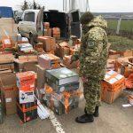 На Украине задержали молдаванина, нелегально перевозившего крупную партию электроники
