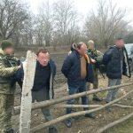 На Украине задержали молдаванина, пытавшегося незаконно провести через границу двух англичан (ФОТО, ВИДЕО)
