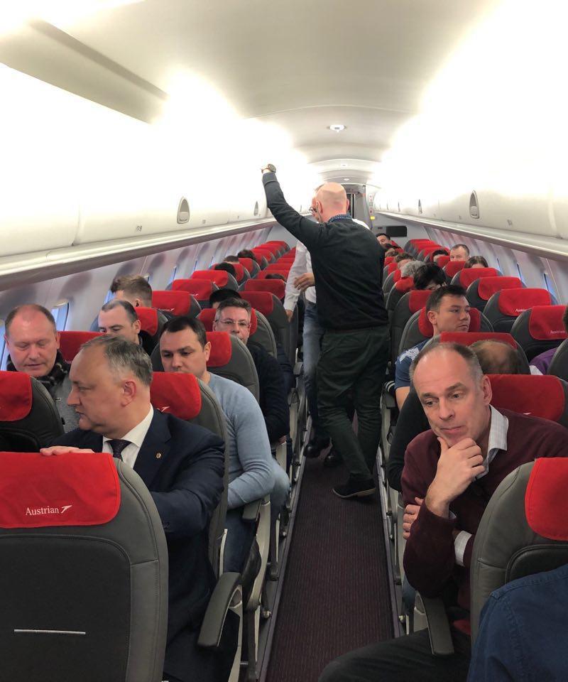 Президент летит на Мюнхенскую конференцию по безопасности эконом-классом обычного рейса