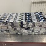 В аэропорту таможенники предотвратили 2 попытки незаконного вывоза сигарет (ФОТО)