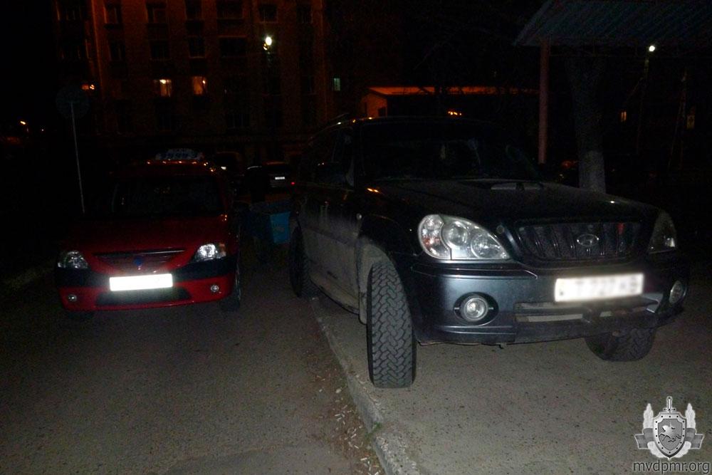 На дорогах Приднестровья: почти 2 десятка автомобилей пострадали в ДТП за выходные (ФОТО)