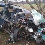 Пожилые супруги пострадали в аварии в Приднестровье (ФОТО)