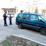 В Тирасполе легковушка сбила несовершеннолетнего пешехода: ребёнок не пострадал (ФОТО)