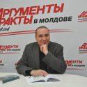 Шаповалов: Только массовое участие в выборах коренных кишинёвцев может обеспечить победу Иону Чебану! (ВИДЕО)
