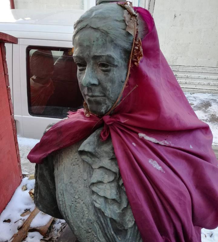 На ком лежит ответственность за восстановление памятника?