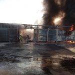 Ущерб от трёх пожаров в Гагаузии оценили в 400 тысяч леев