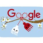 """Популярный поисковик Google отметил дудлом праздник """"Мэрцишор"""""""