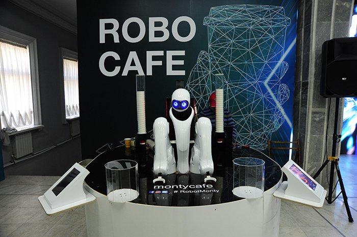 Робот весом более тонны выставлен в Национальном музее истории Молдовы