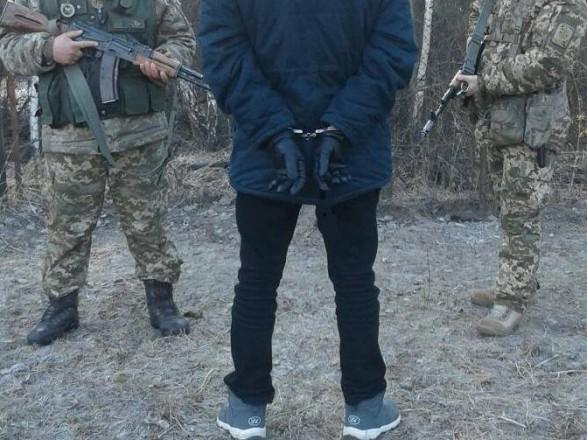 Украинские пограничники задержали молдаванина, разыскиваемого за контрабанду