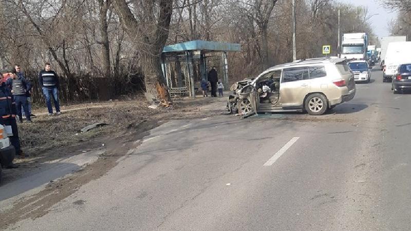 Авария на Мунчештской улице: движение заблокировано в обе стороны
