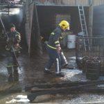 (ОБНОВЛЕНО) В Вулканештах загорелся склад с горючим: огонь тушили 7 экипажей пожарных (ФОТО, ВИДЕО)