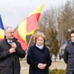Гречаный: Отношения Молдовы и России должны и дальше развиваться. Мы должны быть вместе (ФОТО)