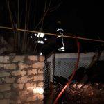 Пожар в Кишиневе: загорелся заброшенный дом (ВИДЕО)