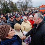Додон: Мы продолжим диалог с нашим стратегическим партнером – Россией (ВИДЕО, ФОТО)