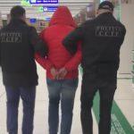 Молдаванина, подозреваемого в торговле детьми, экстрадировали из Италии (ФОТО, ВИДЕО)