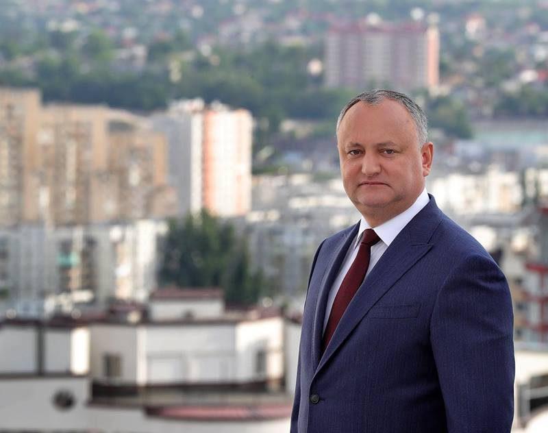 Игорю Додону – 45! Президент отмечает сегодня юбилей