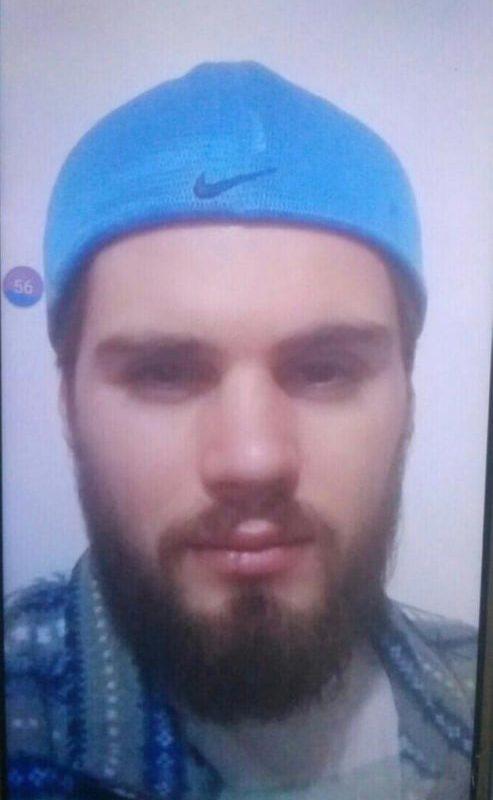 Полиция разыскивает молодого человека, подозреваемого в хулиганстве