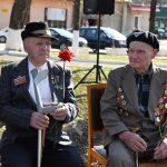 Продолжая добрую традицию: Додон присвоил высшие награды двум ветеранам ВОВ в Сороках (ФОТО, ВИДЕО)