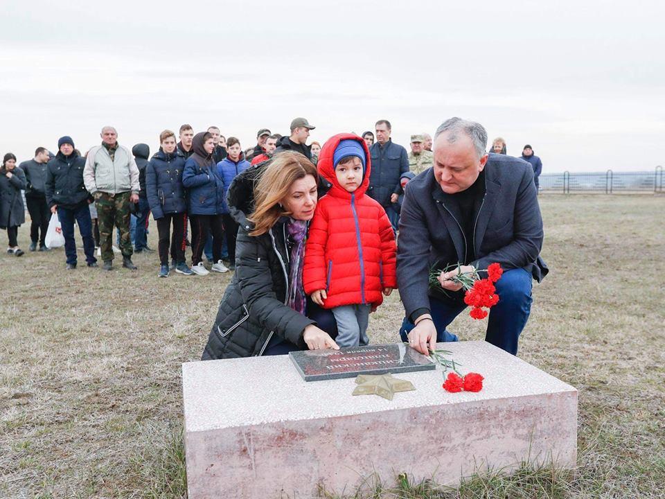 Ничто не забыто! Президент дал старт масштабным мероприятиям в честь 75-летия освобождения Молдовы (ФОТО)
